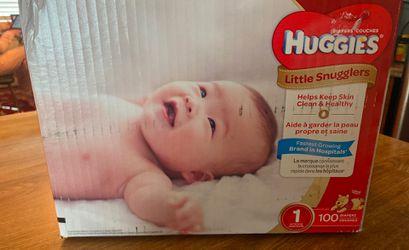 New Huggies Size 1 for Sale in Watsonville,  CA