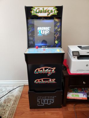 1up Classic Galaga Arcade Game 1 and 2 Player Modes for Sale in Walnut, CA