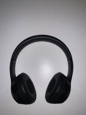 Beats Solo 3 Wireless Headphones for Sale in Santa Ana, CA