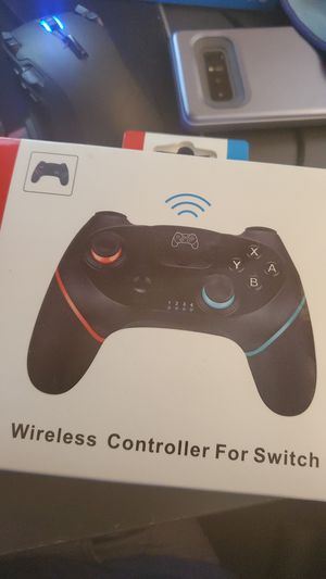 Nintendo switch controller for Sale in Huntington Park, CA