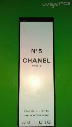 Perfume, Chanel No 5 for Sale in Salt Lake City, UT