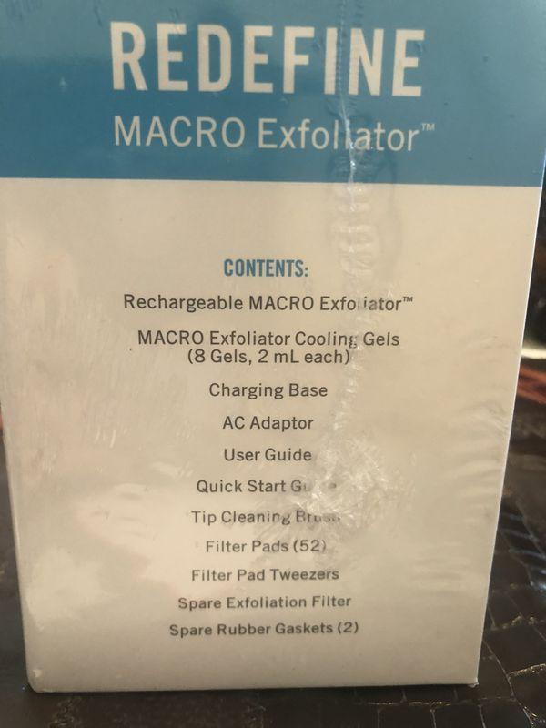 Rodan & Fields NEW REDEFINE MACRO Exfoliator