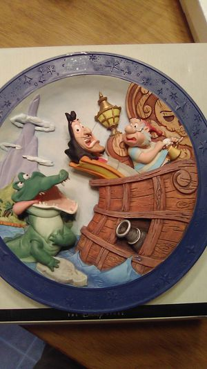 Disney decorative plates for Sale in West Columbia, SC