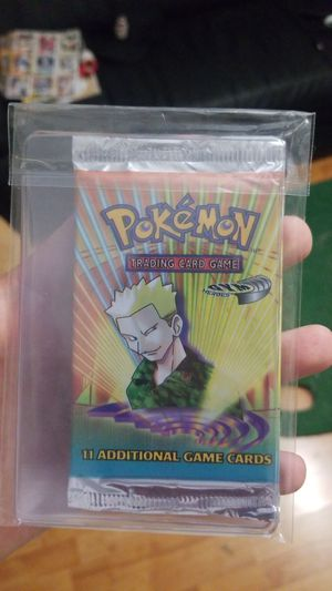 Sealed Gym Heroes Pack!! for Sale in Davie, FL