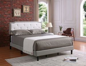 Queen bed and mattress combo sale for Sale for sale  Edison, NJ