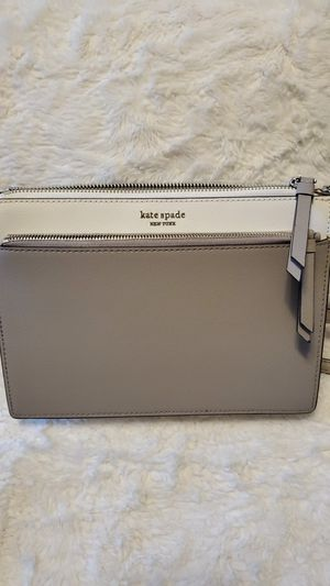 kate spade new york cameron zip leather crossbody bag for Sale in Portland, OR