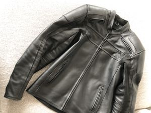 Men's Leather Motorcycle Riding Jacket Size 40 for Sale in Los Angeles, CA