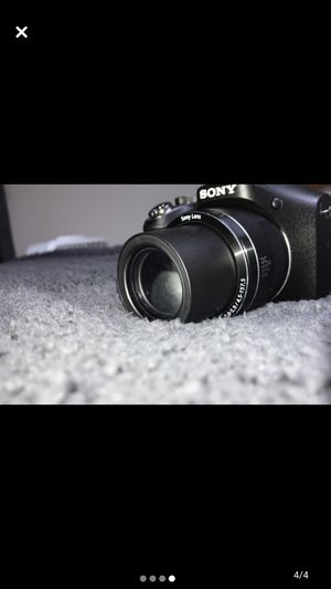 SONY HYPERSHOT CAMERA DSC-H300 for Sale in St. Louis, MO