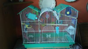 Parakeet bird cage for Sale in Antioch, CA