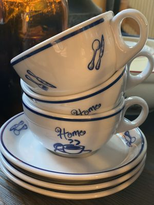 Vintage Rosanna Cup and Saucers x 3 for Sale in Bellingham, WA