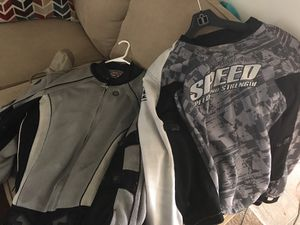 Joe rocket and speed and strength motorcycle jackets for Sale in Richmond, VA