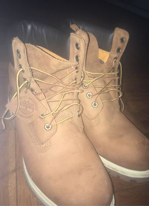 Timberlands boots size 11 shoes for Sale in The Bronx, NY