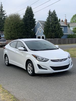 2015 Hyundai Elantra for Sale in Tacoma, WA