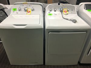 GE Washer and Dryer Set for Sale in Farmers Branch, TX