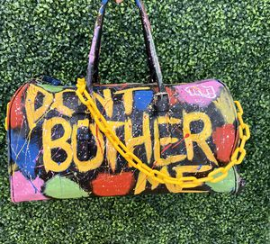 Custom Hand Painted Duffle Bag for Sale in St. Peters, MO