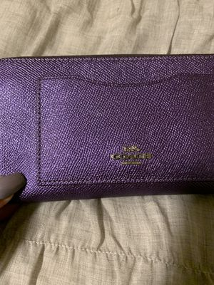 Coach wallet for Sale in San Jose, CA