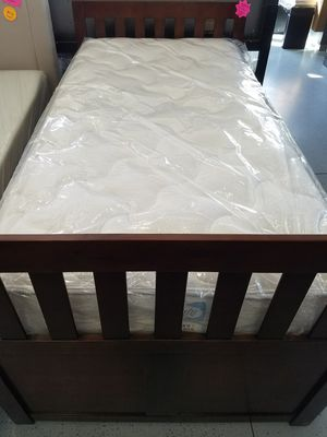 Twin Bed w/ Trundle for Sale in West Valley City, UT