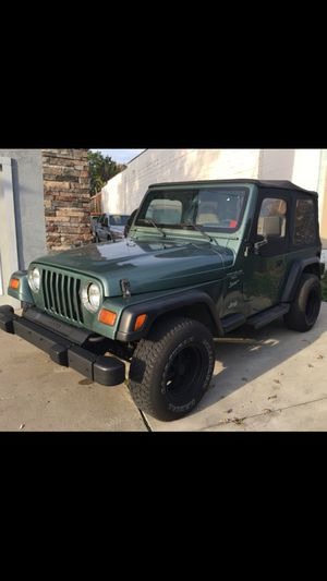 1999 Jeep Wrangler <Clean> for Sale in Youngstown, OH