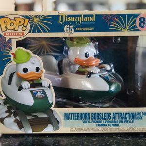 Disneyland 65th Anniversary Matterhorn Donald Duck Funko for Sale in Mesa, AZ