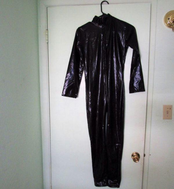 Woman's Halloween Costume catsuit bodysuit