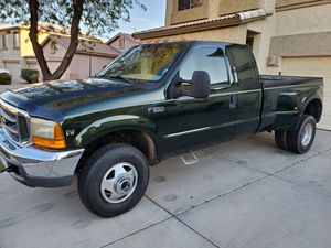 1999 Ford F350 4x4 Dually for Sale in Queen Creek, AZ