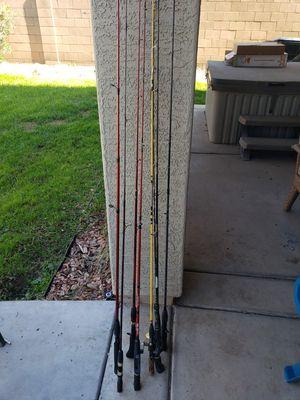 Fishing poles for Sale in Avondale, AZ