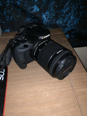 Canon Rebel SL1 for Sale in Rice, MN