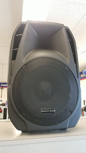 American audio speaker for Sale in Houston, TX