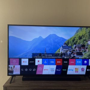 """LG Webos Smart Tv Real 4K """"60"""""""" for Sale in Cape Coral, FL"""