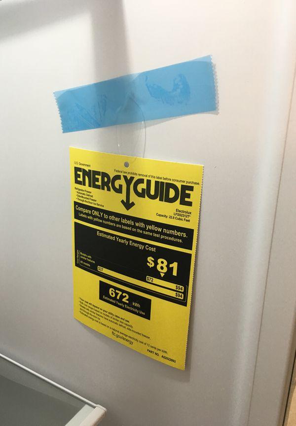 Frigidaire refrigerator Brand New