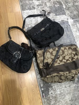 Coach bags used for Sale in Santa Ana, CA
