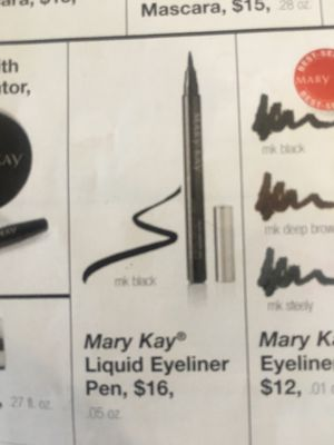 Mary Kay eye liner liquid pen for Sale in Riverside, CA