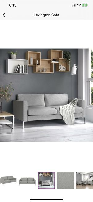 Brand new sofa - cost $450-perfect condition never used for Sale in Washington, DC