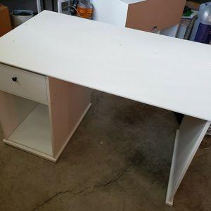 Desk free for Sale in Portland, OR