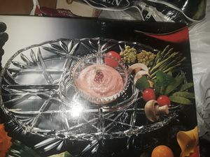 Glass Serving Plate for Sale in Silver Spring, MD