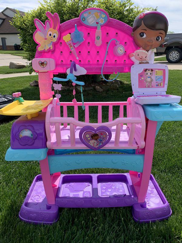 Doc McStuffin's nursery