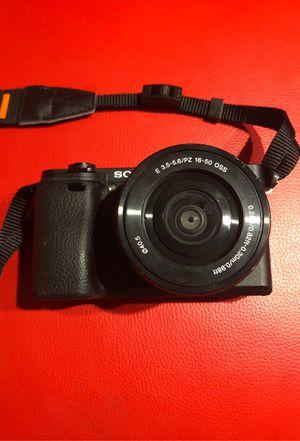 Sony a6300 4K camera for Sale in Reynoldsburg, OH