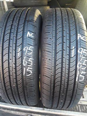 195/65-15 #2 tires for Sale in Alexandria, VA
