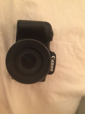 Canon HD 30x Optical Zoom SX 400 IS Power Shot for Sale in Lutz, FL