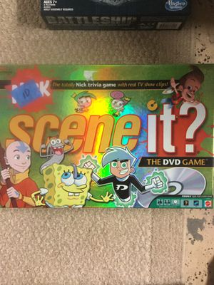 Disney collectible Scene It board DVD game for Sale in Boca Raton, FL