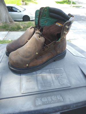 Carolina work boots for Sale in Riverside, CA