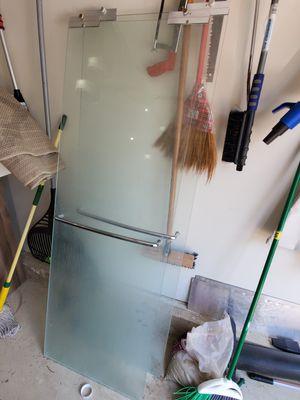 Kohler shower glass door for Sale in Roselle, IL