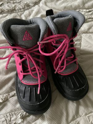 Nike 13 ACG snow rain boots girls for Sale in Sacramento, CA