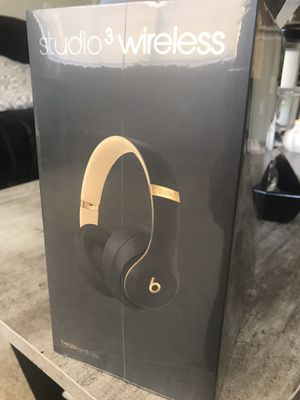 Beats Studio 3 Limited Edition Wireless Headphones for Sale in Tallahassee, FL