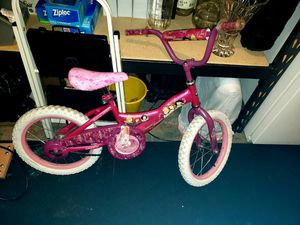 "Huffy Disney Princess Bike 16"" - Pink for Sale in Auburn, WA"