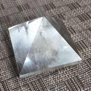 Clear Quartz Crystal Pyramid 40x40x30mm for Sale in Mesa, AZ