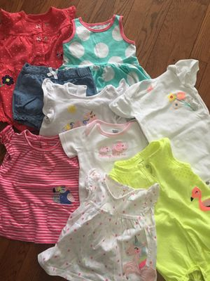 Baby girl clothes lot for Sale in Falls Church, VA