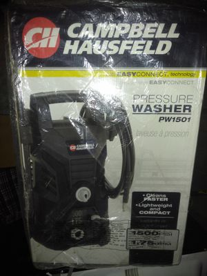 NEVER OPENED (Pressure Washer 1501) for Sale in Darby, PA
