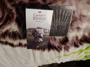 Game of Thrones seasons 1-8 for Sale in Fort Campbell, TN