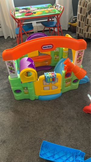 Used, Little tikes play house for Sale for sale  Levittown, PA